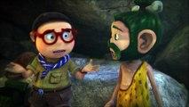 Animated short CGI - funny cartoon- Oko Lele