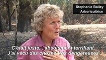 Australie: des terres carbonisées, des habitants de plus en plus inquiets