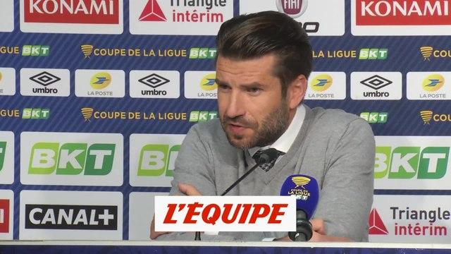 Elsner «Peu de choses à reprocher aux joueurs» - Foot - C. Ligue - Amiens