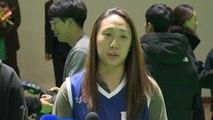 프로선수의 꿈 이룬 애나 킴의 '코리안 드림' / YTN