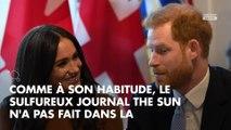 Meghan et Harry : la presse britannique se lâche après leur annonce choc