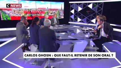 Marie-Laure Harel - CNews jeudi 9 janvier 2020