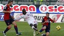 Cagliari-Milan, 2010-11: gli highlights
