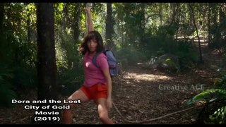 Evolution of Dora The explorer Evolution Dora the Lost City
