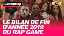 Le bilan de fin d'année 2019 du rap game