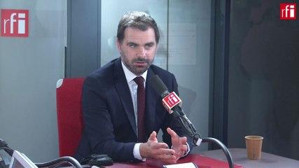 Laurent Saint-Martin - RFI lundi 6 janvier 2020
