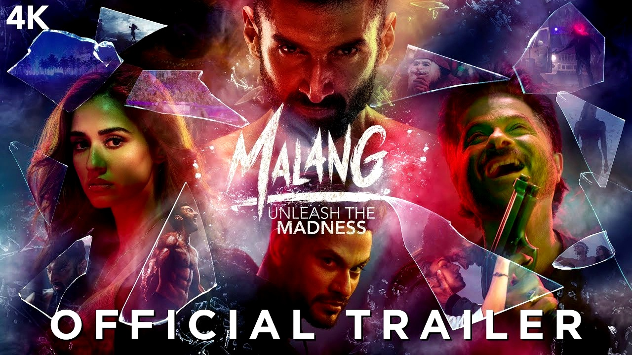 Malang Official Trailer | Aditya Roy Kapoor | Disha Patani | Anil Kapoor | Kunal Khemu | malang movie trailer,malang movie,malang trailer,malang official trailer,malang movie release date,malang,malang trailer disha patani,malang movie official trailer,ma