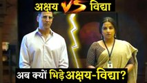 Akshay Kumar's Co-Actress Vidya Balan Gave Shocking Statement After Mission Mangal Success