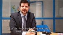 Dole: le maire sortant Jean-Baptiste Gagnoux brigue un nouveau mandat