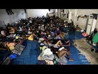Voulant joindre l'Europe, elle devient un objet sexuel dans le désert libyen