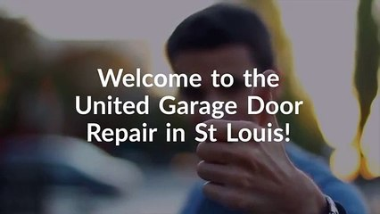Garage Door Opener St Louis MO - UNITED Garage Door Repair - Garage Door Installation St Louis MO