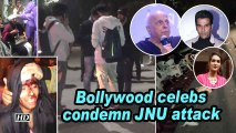 Bollywood celebs condemn JNU attack