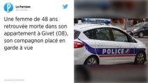 Ardennes. Une femme retrouvée morte chez elle, son mari placé en garde à vue