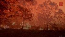 L'Australie ravagée par des incendies