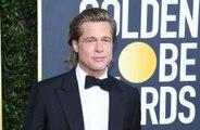 Brad Pitt beats acting 'gods' at Golden Globes