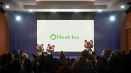 Animal Crossing: New Horizons – Tom Nook présente...