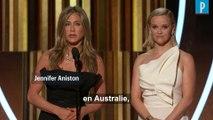 Golden Globes : des actrices expriment leur soutien à l'Australie