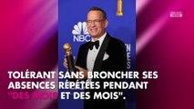 Golden Globes 2020 : Tom Hanks récompensé, il fond en larmes en remerciant sa famille