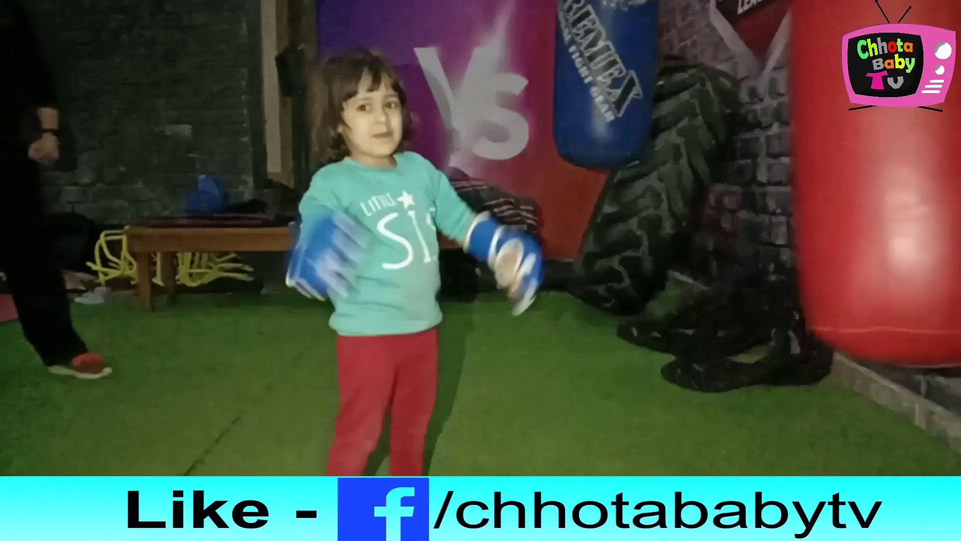 Kids workout at gym | kids boxing training | Kids Exercise Workout At Home