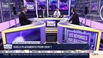 Les questions : Quelles sont les meilleures stratégies d'investissement pour 2020 ? - 06/01