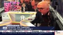 Bernard Sananès (Elabe) : Retraites, quel compromis pour faire passer la réforme ? - 06/01