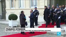 French pension reform negotiations continue as public starts to turn on strikers