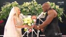 (ITA) Il matrimonio di Lana e Bobby Lashley - WWE RAW 28/12/2019
