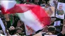 Téhéran en deuil et en colère, la fille du général Soleimani menaçante