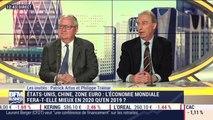 Patrick Artus et Philippe Trainar (Cercle des économistes) : Retraites, quel compromis pour faire passer la réforme ? - 06/01