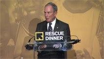 Rising Bloomberg Ties Sinking Warren
