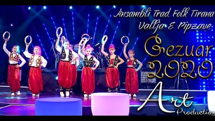 Ansambli Trad Folk Tirana - Vallja e Pipzave (Gezuar 2020)