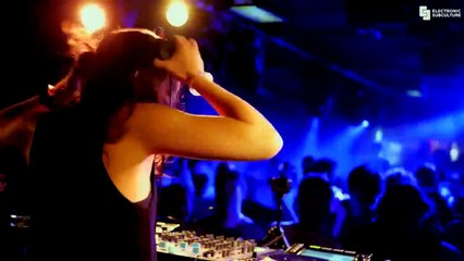 Nur Jaber Live for Electronic Subculture at Le Rex in Paris, France