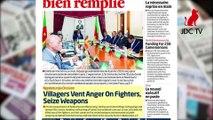 REVUE DE PRESSE CAMEROUNAISE DU 06 JANVIER 2020