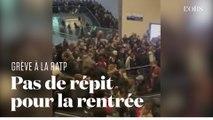 Grève contre la réforme des retraites : la galère continue pour les usagers du métro parisien