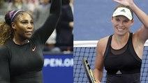 Serena Williams, Caroline Wozniacki Win First Doubles Match As Partners