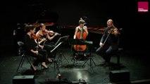 Franz Schubert : Quatuor à cordes n° 15 en sol majeur D. 887, 1er mouvement (Quatuor Voce)