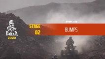 Dakar 2020 - Étape 2 / Stage 2 - Bumps