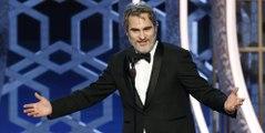 Joaquin Phoenix Drops F-Bombs in 'Joker' Speech at the Golden Globes 2020