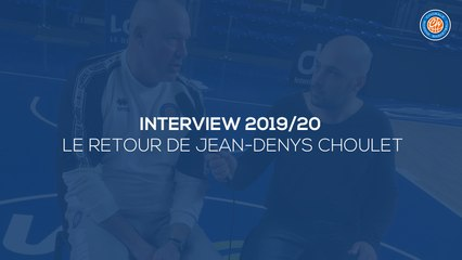 2019/20 Interview - Jean-Denys Choulet