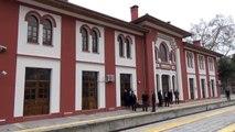 TCDD Genel Müdürü Uygun, Samsun-Sivas demir yolu hattında incelemelerde bulundu