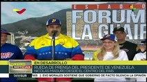 teleSUR Noticias: Rueda de prensa del Presidente Nicolás Maduro