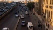 مصرع 3 وإصابة 7 في تصادم سيارتين بميدان الجيزة