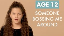 70 Women Ages 5 to 75: What makes you angry?