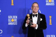 Tom Hanks Delivers Emotional Acceptance Speech at 2020 Golden Globes