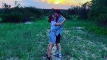 Hilary Duff and Matthew Koma honeymoon in South Africa
