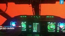 Australie : un avion tente d'atterrir dans une « brume de feu »