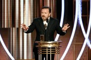 Ricky Gervais Made a Not-so-Subtle Dig at Felicity Huffman in His Golden Globes Opening
