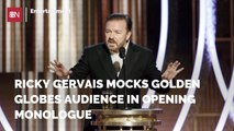 Ricky Gervais' Wild Speech