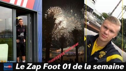 WTF : Verratti s'éclate à Dubai, Neymar se régale et Cabella avec sa groupie