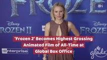 'Frozen 2' Makes Sales History